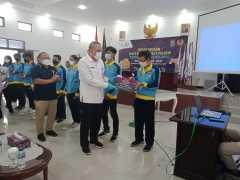 55 atlet dan 23 official PON XX Papua terima bonus dari Pemkab Tangerang